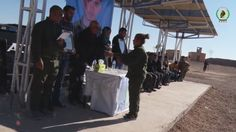 #Media #Oligarchs #MegaBanks vs #Union #Occupy #BLM #Rojava  Asayish (security/police) members graduating from their training & joining the force. #Rojava   https://twitter.com/AfarinMamosta/status/800088296827154432