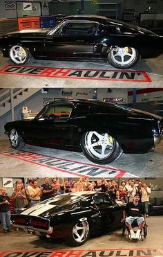 1967 - Ford Mustang Fastback by Chip Foose | See more about Chip Foose, Ford and Car Man Cave.