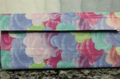 Duct Tape Wallet (Clutch) - Cotton Candy, $18.      We are also on Etsy at:  www.junorduck.etsy.com.