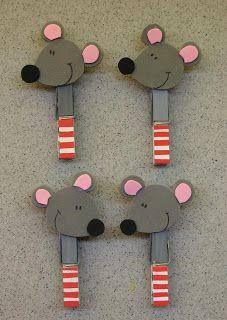 MaLu Kreativ Blog: 2009.06 Toddler Crafts, Preschool Crafts, Crafts For Kids To Make, Art For Kids, Easter Arts And Crafts, Felt Puppets, Popsicle Stick Crafts, Clothespin Dolls, Autumn Crafts