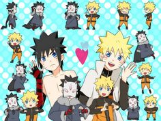 Tags: Anime, NARUTO, Uzumaki Naruto, Naruto the Movie: Road to Ninja, Menma (Naruto The Movie: Road To Ninja), Pixiv Id 4874764