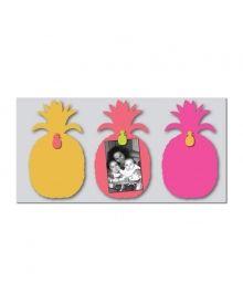 Porte-photos 3 vues Tutti Frutti - 60 x 30 cm