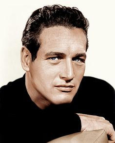 paul newman - So handsome!