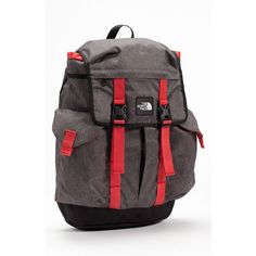 The North Face 'Amirite' Backpack (940.125 IDR) found on Polyvore