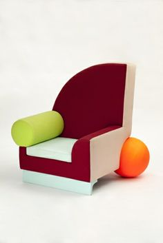 Be open to new ideas. Hmmm, is what we going to see?  Homebuildlife: Postmodernism: Italian design subversion at Mart