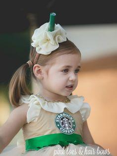 Starbucks Tutu Dress