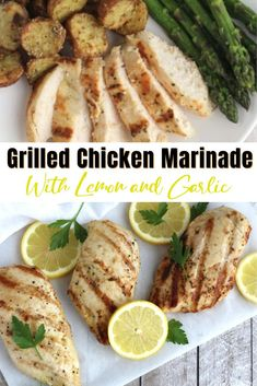 This super easy and wonderfully flavorful marinade for grilled chicken will become your go-to grilling recipe! Featuring ingredients you've already got in your pantry, dinner will be marinating in no time, and ready to grill when you are! Kid-tested and 100% approved! Chicken Flavors, Healthy Chicken Recipes, Turkey Recipes, Delicious Recipes, Grilling Ideas, Grilling Recipes, Lime Recipes, Chicken Marinades, Grilled Vegetables