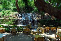 Argyroupolis, magic place...Crete Island, Greece