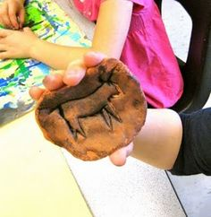 Kindergarten traveled back to B. and visited an ancient art gallery. I am lucky enough to have an 'earth room' attached . Stone Age Ks2, Archaeology For Kids, Cave Drawings, Iron Age, Art Lessons Elementary, Ancient Art, Ancient History, Science Art, Art Classroom