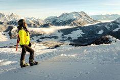 Kitzbüheler Alpen - Die schönsten Ski -Pisten für Genießer! Wanderlust Travel, Amazing Photography, Mount Everest, Mountains, World, Nature, Pictures, Waiting, Snow