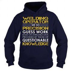 Welding Operator - Job Title - #shirt shop. Welding Operator - Job Title, where to buy short sleeve hoodie,where can i buy a hoodie. BUY NOW => https://www.sunfrog.com/Jobs/Welding-Operator--Job-Title-Navy-Blue-Hoodie.html?id=67911