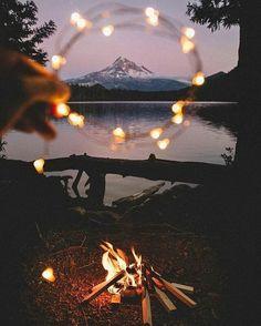 Картинка с тегом «light, mountains, and nature»