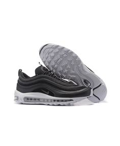save off 414ec 8af17 Men s Nike Air Max 97 OG GS Black White Shoes Hot Sale Online