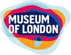 Museo de Londres Parece un logo colorido, ¿no? Pues el diseño representa el crecimiento a lo largo del tiempo del área geográfica de Londres.