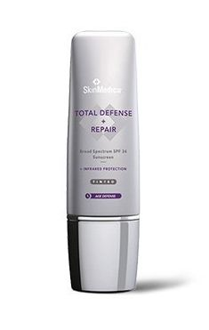 Dermatologist recommended for keeping melasma under control - TOTAL DEFENSE + REPAIR Broad Spectrum SPF 34 Tinted Sunsc...