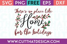 Cut That Design provides a large selection of Free SVG Files for Silhouette, Cricut and other cutting machines. Available in SVG, DXF, EPS and PNG Formats. Christmas Svg, Christmas Decor, Free Christmas Printables, Brother Scan And Cut, Free Svg Cut Files, Silhouette Cameo Projects, Vinyl Projects, Project Ideas, Craft Ideas