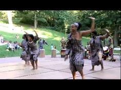 """DANCE This 2008: African Dance """"Zehil"""" and """"Rugaro nekutamba (Being Happy)"""" - YouTube"""
