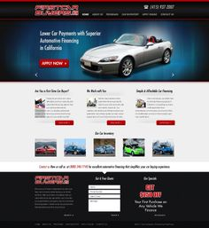 Planning on buying your first car? With First Car Buyers, paying for your #dreamcar can be more affordable and less stressful! They are the leading provider of car financing services which includes online automotive financing options and prime interest!  For more #webdesigns that is best suited for your business, visit us at www.customadesign.com