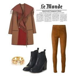 """""""Paris"""" by fher19 ❤ liked on Polyvore featuring Topshop, Etro and STOULS"""
