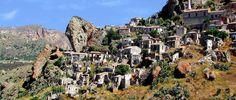Pentedattilo (RC) Italy, http://www.pipidoc.it/pentedattilo-rc/