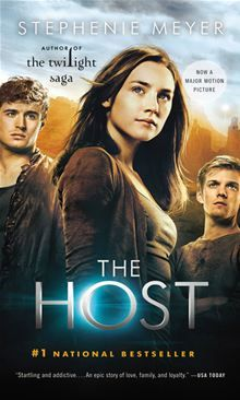 """Our world has been invaded by an unseen enemy that takes over the minds of human hosts while leaving their bodies intact. But Wanderer, the invading """"soul"""" who occupies Melanie's body, finds its former tenant refusing to relinquish possession of her mind... Read """"The Host"""" by Stephenie Meyer. #kobo #ebooks"""