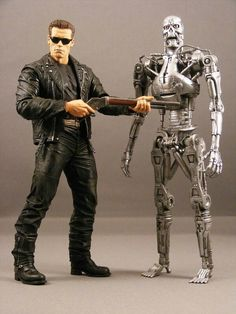 Neca Terminator : judgment day