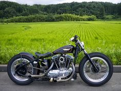 Ironhead | Bobber Inspiration - Bobbers and Custom Motorcycles | attackchoppers September 2014