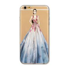 Phone Case For iPhone 6 6s 5 5s SE 5C 6P 6SPlus 7 7plus Girl Design Soft TPU Clear Ultra thin Beautiful Bikini Girl Styles Cover