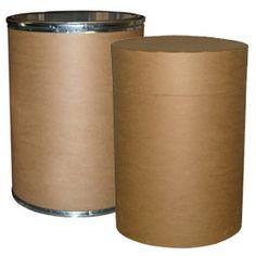 Fiber Drums For Storage / Dog Food