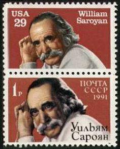 William Saroyan is Armenian
