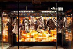 Victor Churchill butcher shop by Dreamtime Australia Design, Sydney