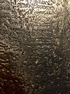 Liquid metal- bronze/bismuth, walls4naples
