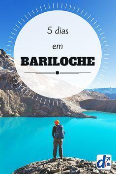O Blog #Decolar.com preparou um roteiro de #viagem para você ter o que fazer em #Bariloche durante 5 dias.