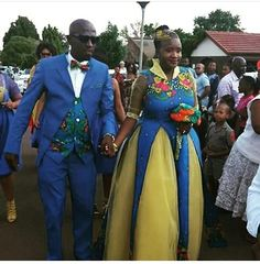 Vohni Couture Giyani Land of Blood Tsonga wedding dress worn by Mathabo playing Khensani character Otlile Mabuse Annie P