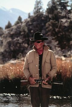 Still of John Wayne in True Grit