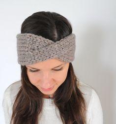 Haarband stricken women knit headband ear warmers twist headband women turban headband crochet headband hair accessories-in Hair Accessories from Mother & Kids on Aliexpress.com | Alibaba Group