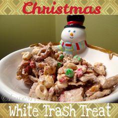 Love My Messy Messy Mess: Christmas White Trash Treat