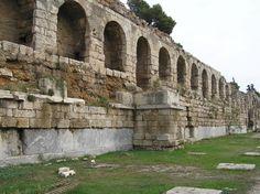 Stoa of Eumenes, the Acropolis