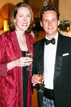 The Duke and Duchess of Argyll