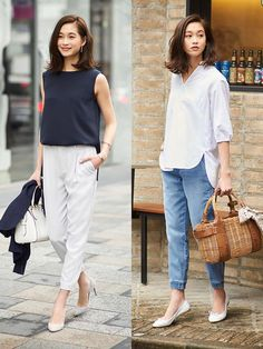 Minimalist Fashion Tips: Womens Minimal Outfits - Biseyre Minimal Fashion Style Tips. Minimal fashion Outfits for Women and Simple Fashion Style Inspiration. Minimalist style is probably basics when comes to style. Casual Work Outfits, Business Casual Outfits, Classy Outfits, Chic Outfits, Fashion Outfits, Fashion Tips, Dress Casual, Fashion Ideas, Classy Casual