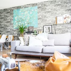 Eclectic home in Amsterdam from Inside styling