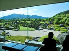 Adachi Museum, No.1 of Japanese garden for 13 years
