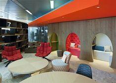 Google's New London Headquarters by Penson (11 Pictures) > Baukunst, Design und so, Fashion / Lifestyle, Film-/ Fotokunst, Netzkram > cool, design, google, headquarter, london, pictures