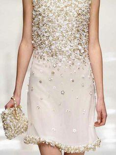 Dior Couture 2014 / fashion detail <3