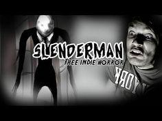 PewDiePie playing Slender Man! Dx!!