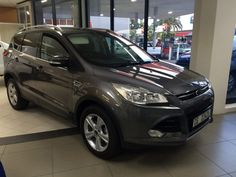 Used Ford Kuga 1.6 EcoBoost Ambiente for sale in Western Cape # 1225931 │…