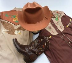 Buckskin Longhorn by Willard Hat Company Vintage Cowboy Hat Size 7 Dusky Texas Burnt Orange / Rust brown. Stetson Open Road, Grease Hairstyles, Vintage Western Wear, Hat Sizes, Burnt Orange, Cowboy Hats, Rust, 1950s, Texas