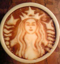 Coffee Art | Starbucks