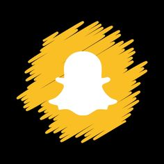 Snapchat Icon, Snapchat Logo, Iphone Icon, Iphone Logo, Logo D'art, Art Logo, New Instagram Logo, Youtube Banner Design, Youtube Logo