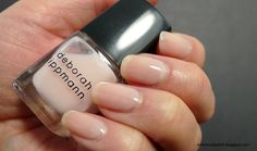 Deborah Lippmann - Baby Love (full size so pay no mind to the bottle in this picture)